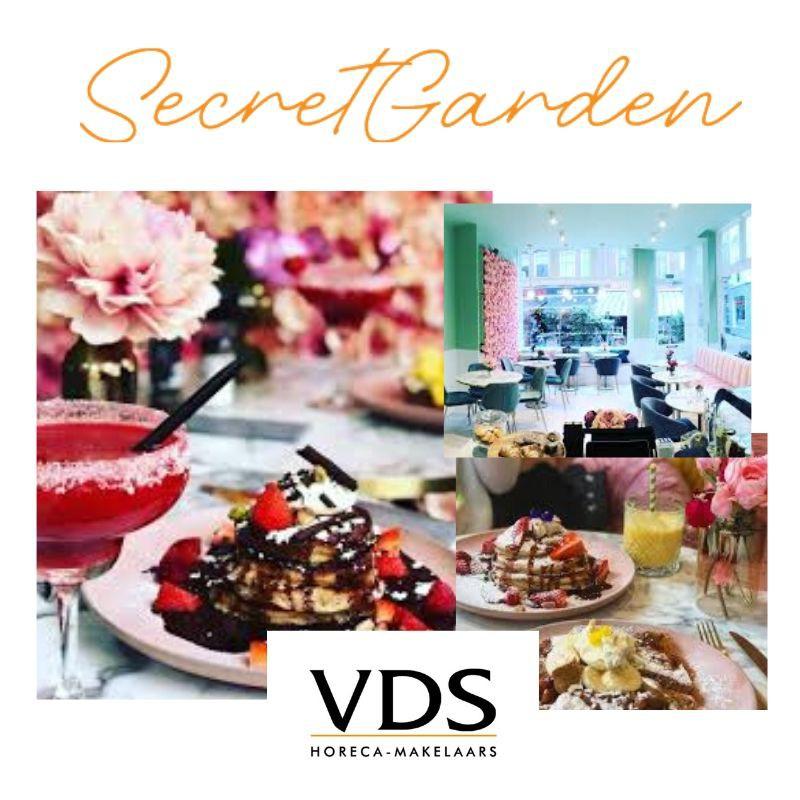 Nieuw Secret Garden Bakery