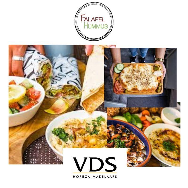 Nieuw Falafel en Hummus