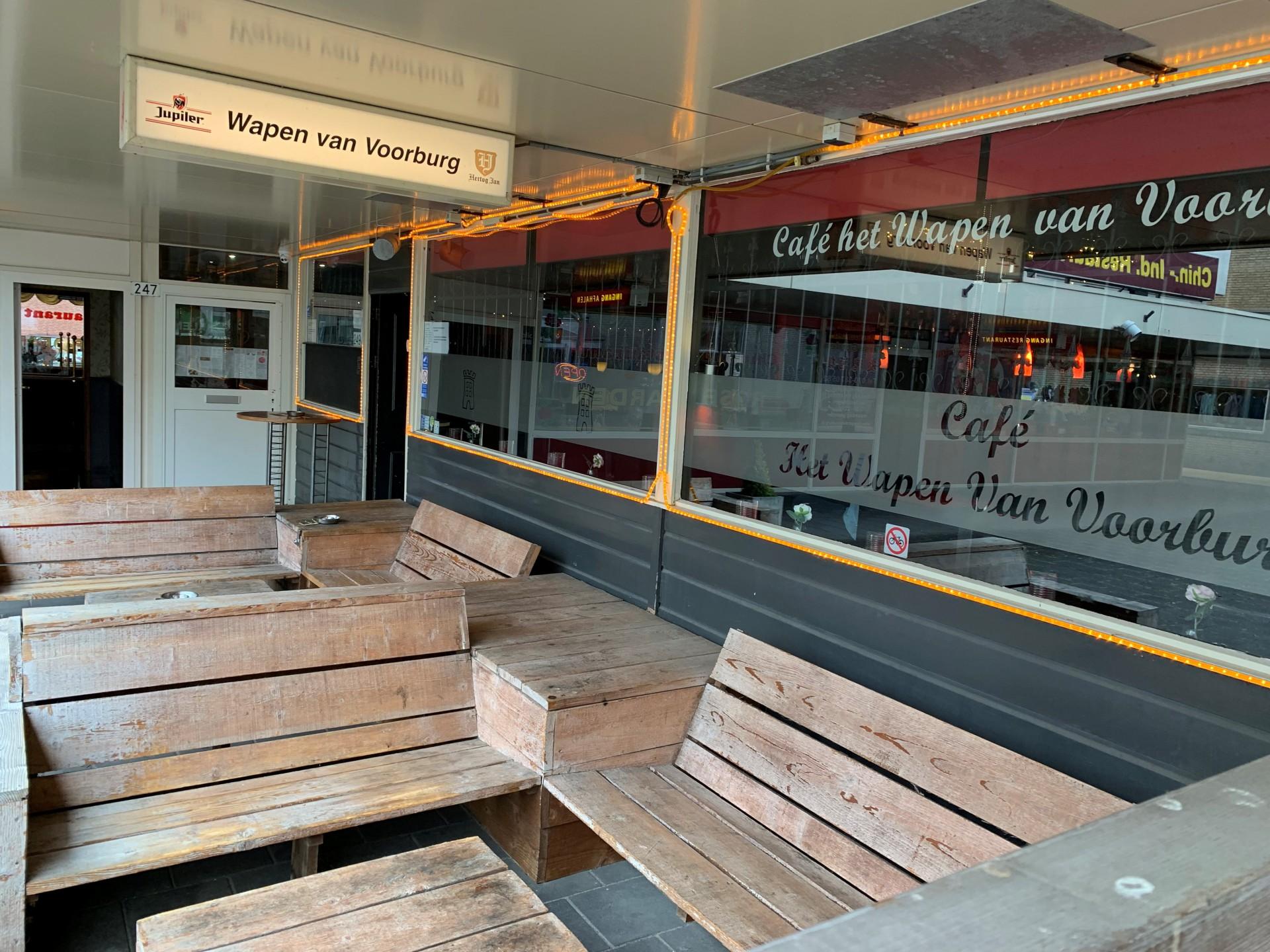 Bruincafé in Voorburg