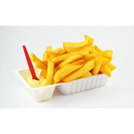 Enige snackbar in Benoordenhout, tussen scholen en kantoren!!
