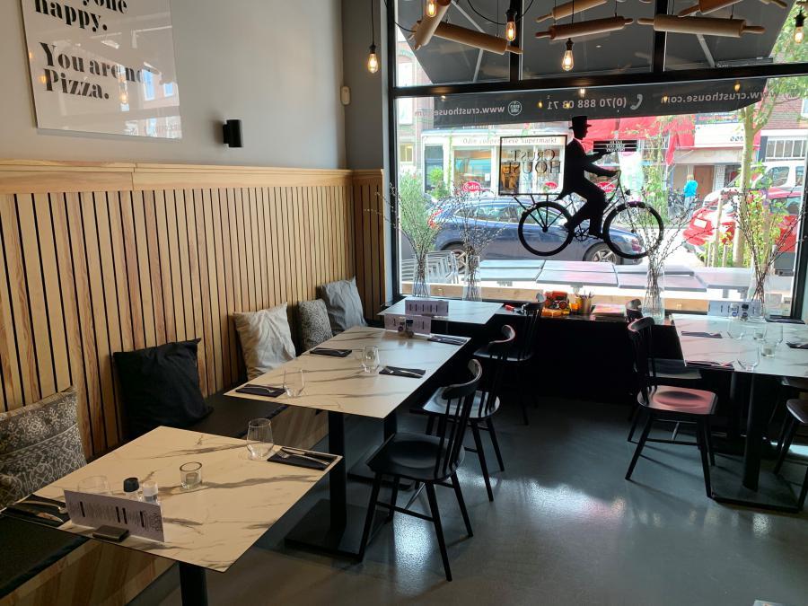 Italiaanse pizzeria op toplocatie in Den Haag