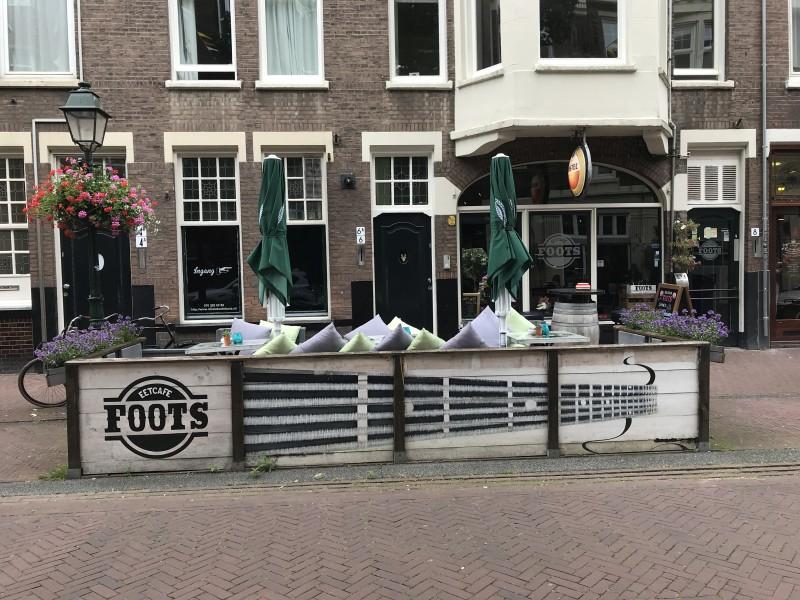 Muziekcafé Foots ter overname in Den Haag