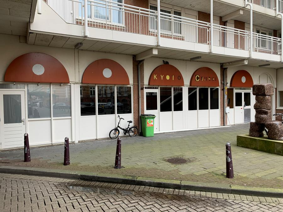 CASCO restaurant in Scheveningen - Bad