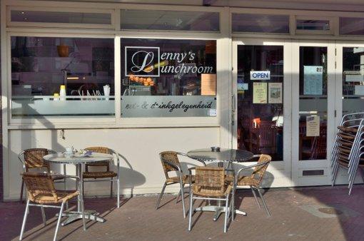 Leuke lunchroom / croissanterie in Den Haag