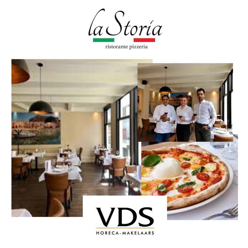 Nieuw La Storia ristorante pizzeria