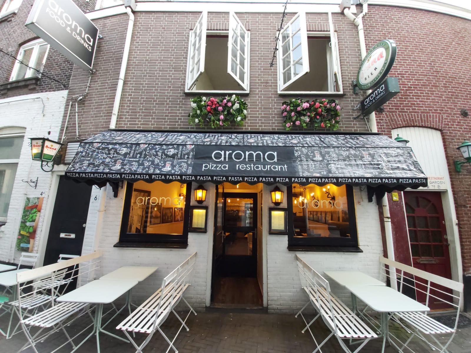 Restaurant in de Bagijnestraat