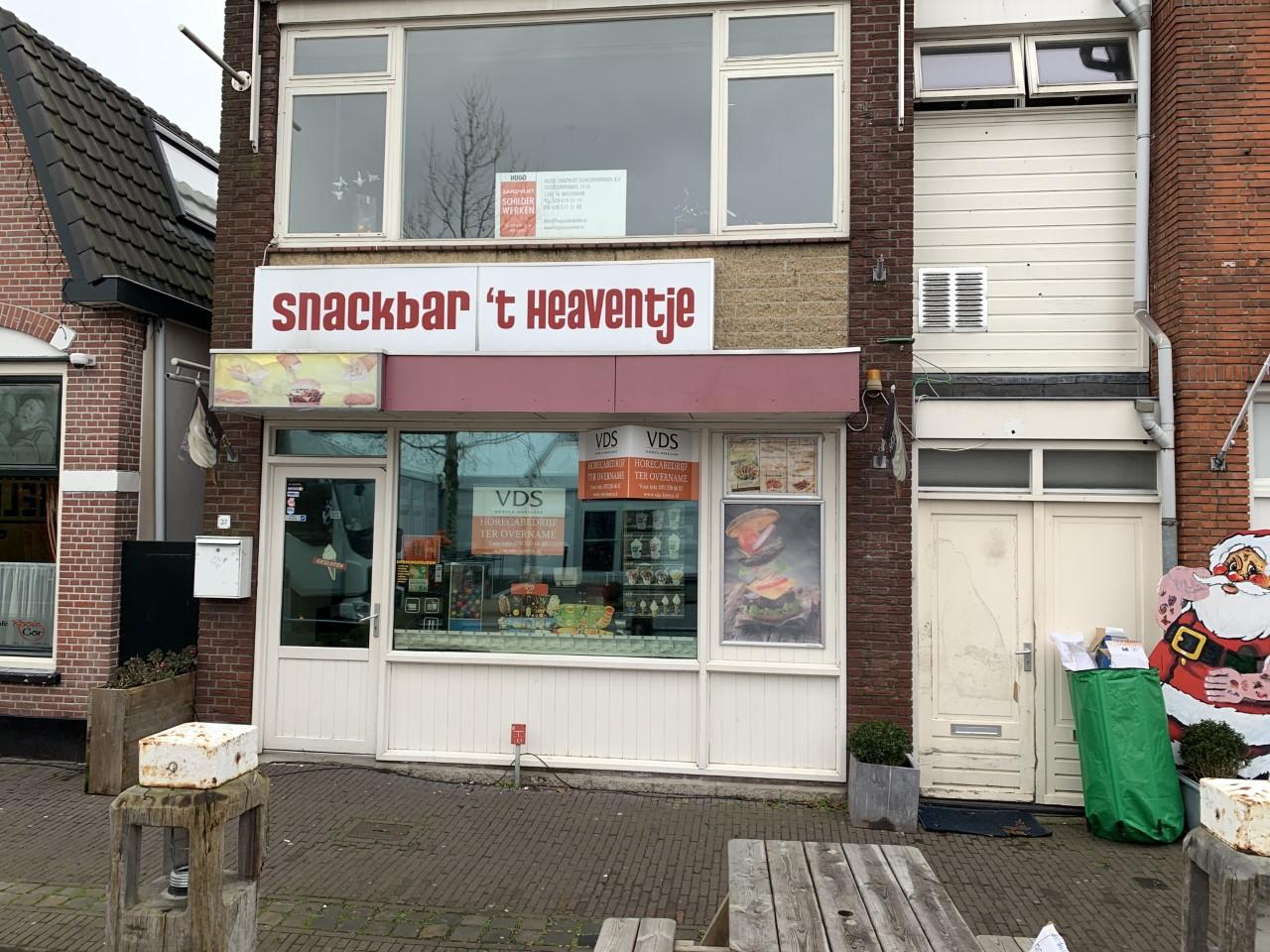 Cafetaria 't Haeventje