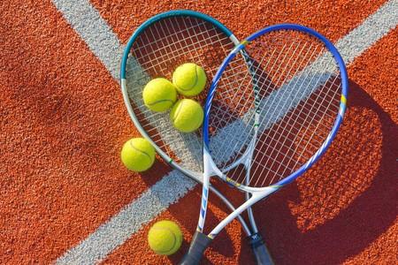 Horecapaviljoen op tennispark