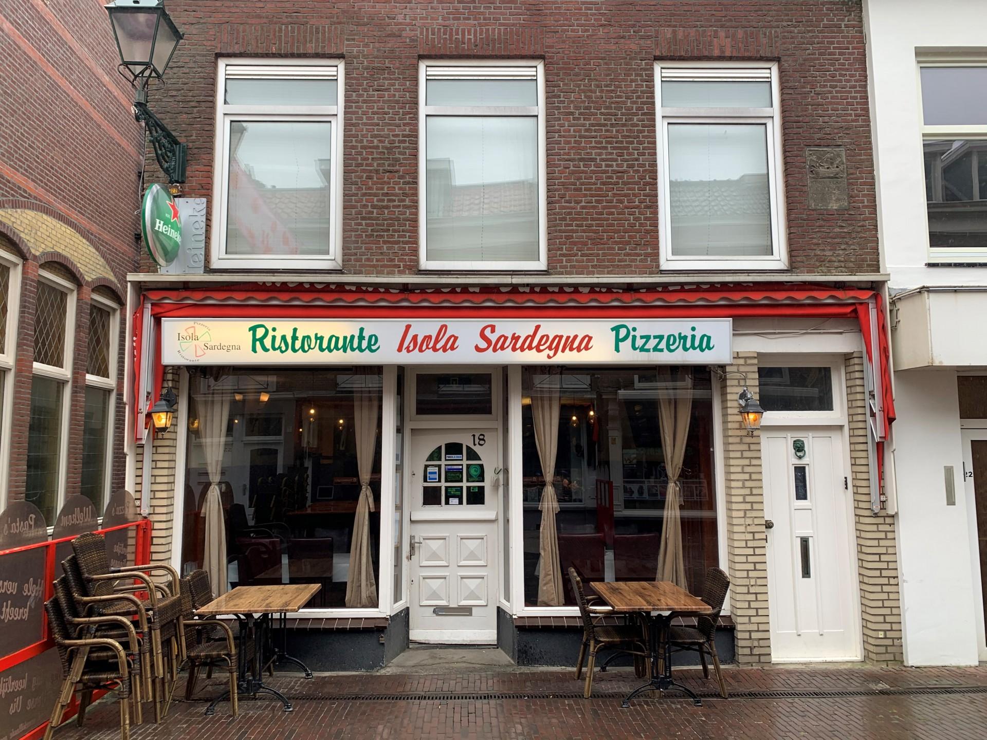Isola Sardegna Restaurant