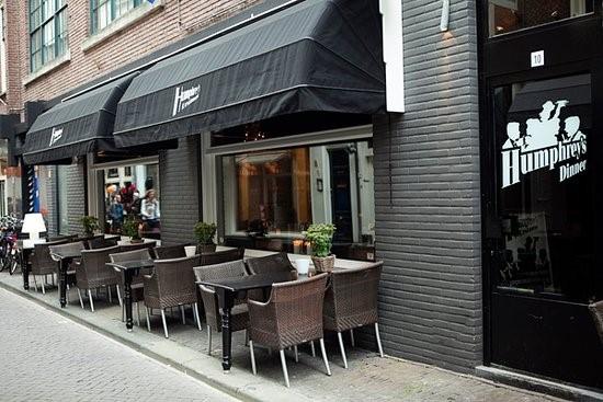 Restaurant in centrum Den Haag