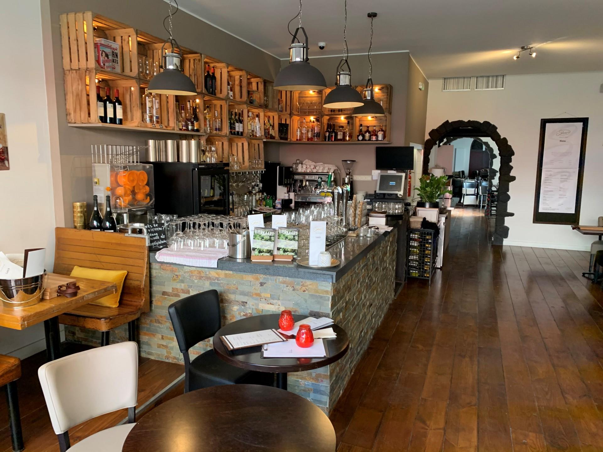 Restaurant in het centrum van Den Haag