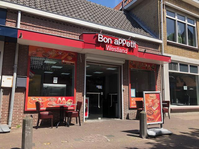 Afhaal- en bezorgrestaurant in Naaldwijk