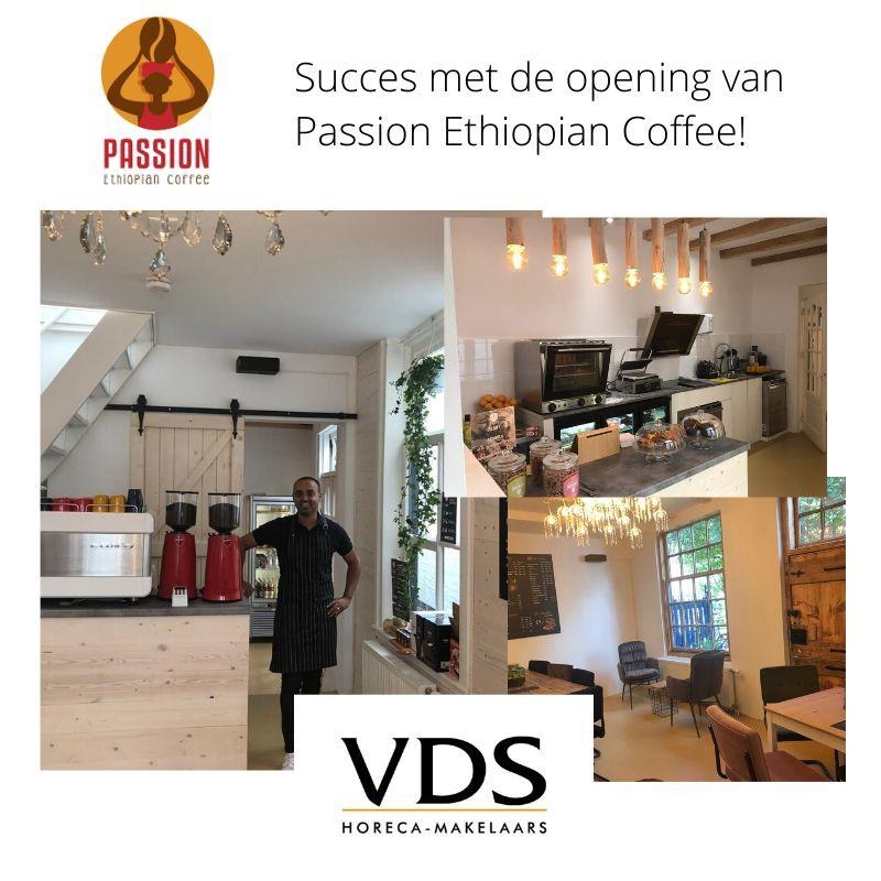 Nieuw Passion Ethiopian Coffee