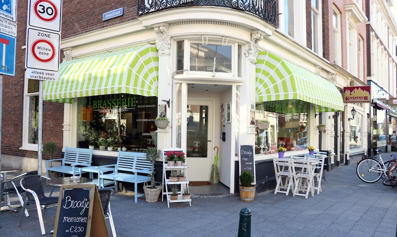Lunchroom in de Javastraat: € 19.500,00