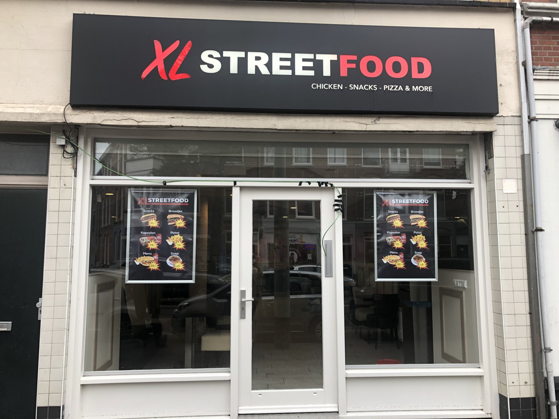 snackbar XL Streetfood