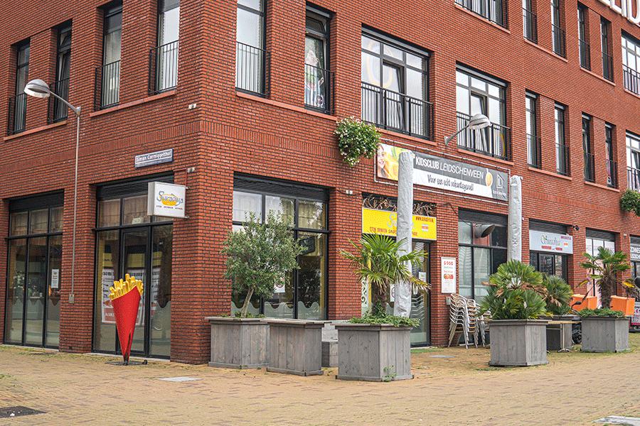 Afhaal- en bezorgrestaurant in Leidscheveen
