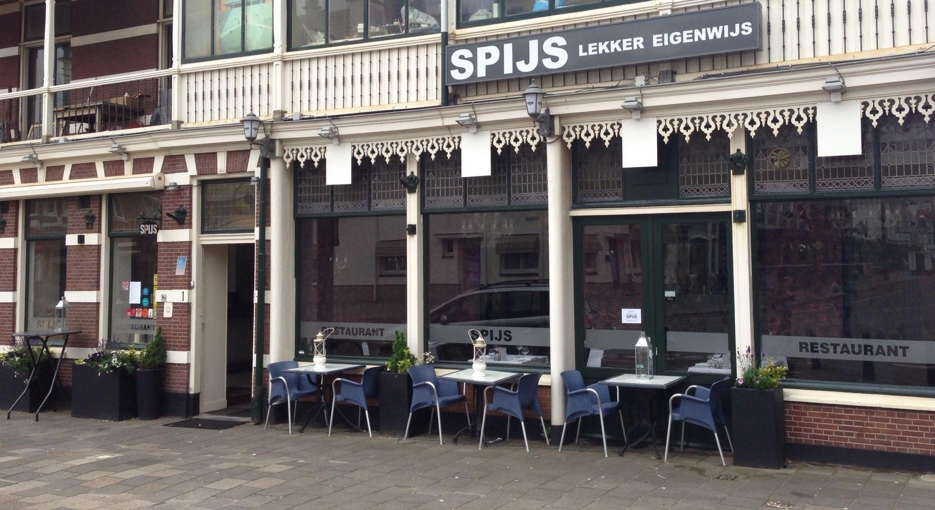 Sfeervol restaurant op Scheveningen