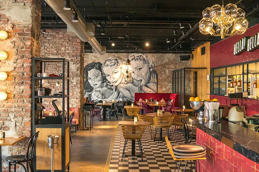 Restaurant op TOP locatie in Den Haag Scheveningen