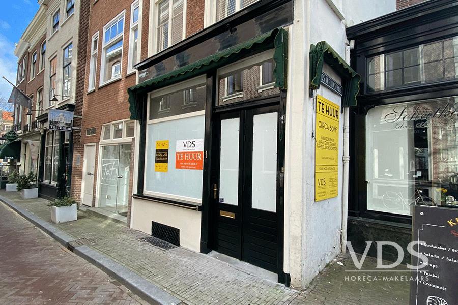TE HUUR gerenoveerd winkel/ horecapand in Maliestraat