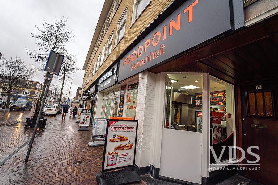 Foodpoint Fahrenheitstraat