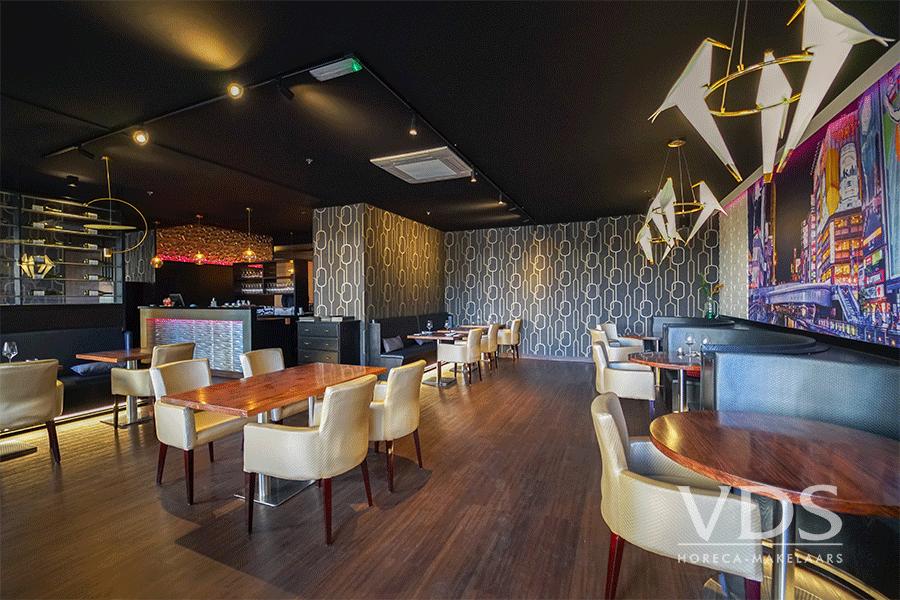Compleet ingericht restaurantin Scheveningen