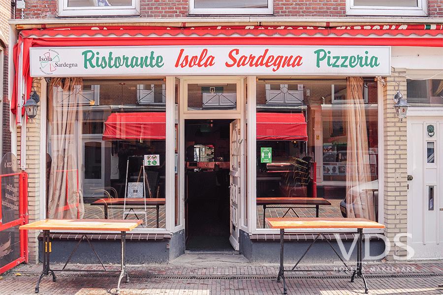 Italiaans Restaurant Scheveningen