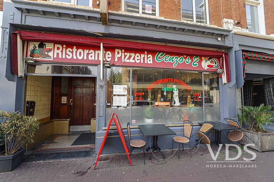 Italiaans restaurant in het Zeeheldenkwartier