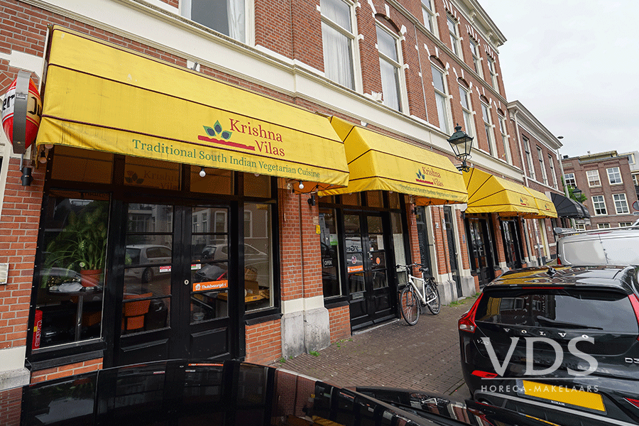 Restaurant aan de Hooikade