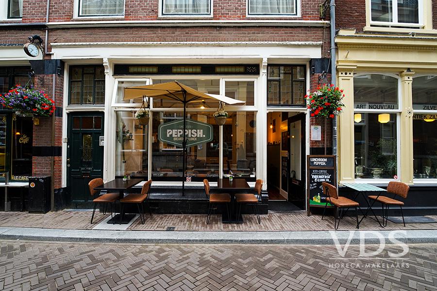 Prachtige lunchroom gelegen in de populaire Oude Molstraat