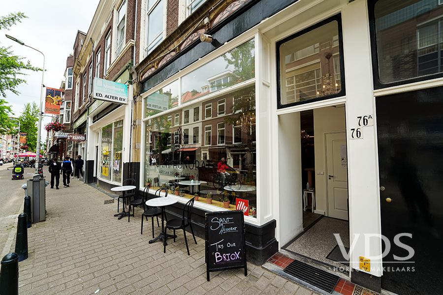 Prachtig bakkersbedrijf gelegen aan de Piet Heinstraat