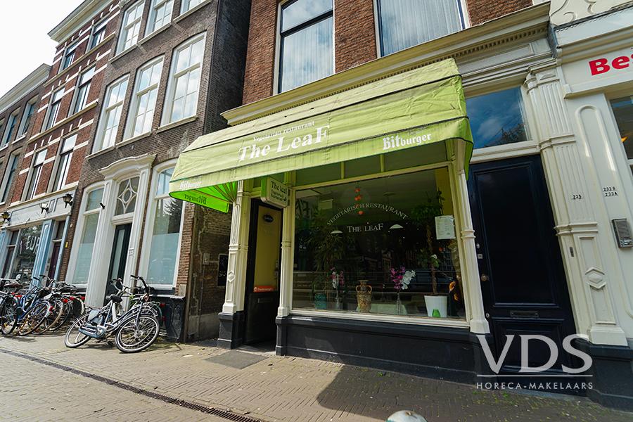 Restaurant gevestigd in het centrum van Den Haag