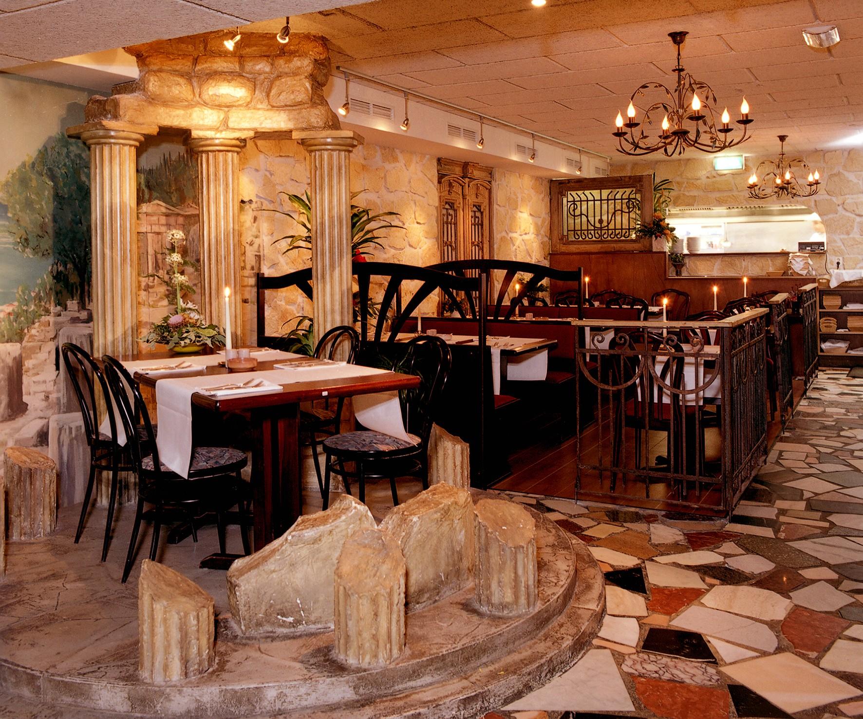 Grieks restaurant in Heerhugowaard