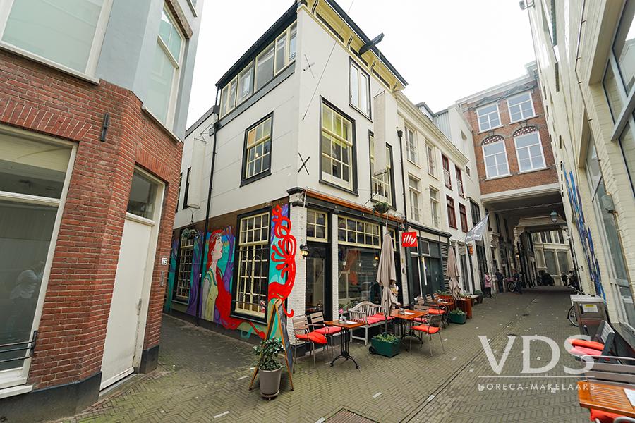 Lunchroom in het centrum van Den Haag