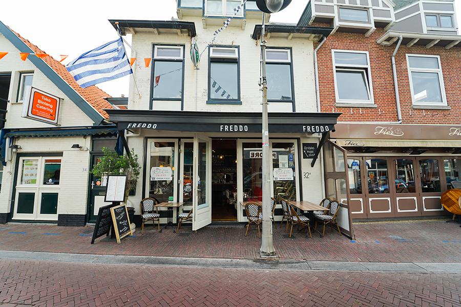 Pita-Gyros restaurant in Zandvoort